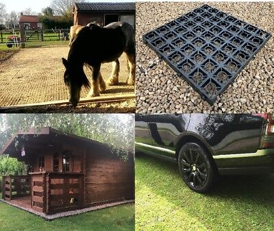 FIELD SHELTER BASE Paddock Grass Grid Feed Tack Storage Greenhouse Hay Barn Base