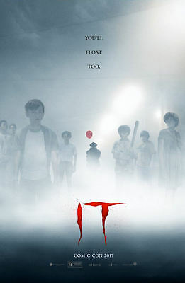"IT - (11"" x 17"") Movie Collector's Poster Print (T3) - B2G1F"