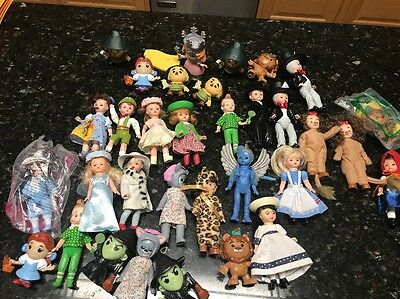 "Lot 30 Madame Alexander McDonalds Happy Meal Dolls  of Oz 6""  Others"