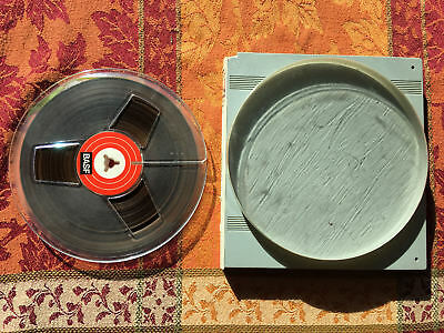 """Lot of Two BASF 7"""" Reel to Reel Tapes"""
