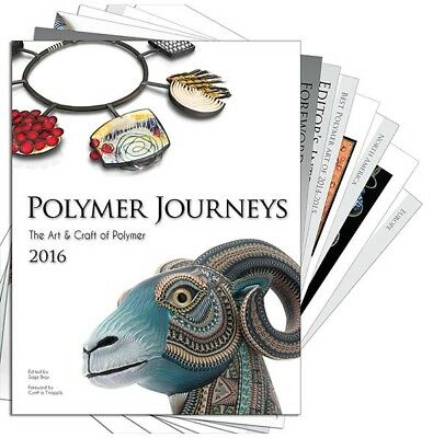 The Polymer Journeys Book - The Art and Craft of Polymer