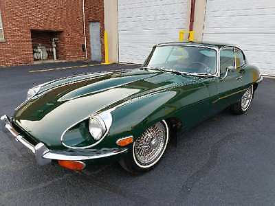 1969 Jaguar E-Type 2 DOOR 1969 Jaguar E-Type