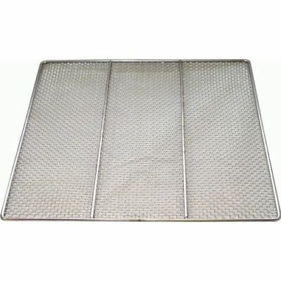 """Stainless Steel Donut Frying Screen, 23""""x23"""" DN-FS23 by GSW"""