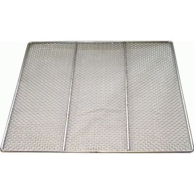 "10 Pcs Stainless Steel Donut Frying Screen, 23""x23"", DN-FS23"