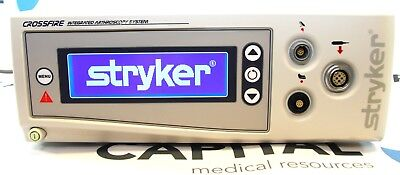 Stryker 475-000-000 Crossfire Integrated Arthroscopy Shaver Console