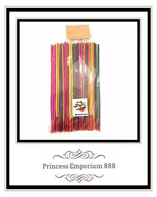 65g Mixed Scents Incence Made in Thailand 15cm Sticks