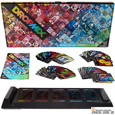 Music Dropmix System Gaming Cards New Standard Game 60 Packaging  Mixing