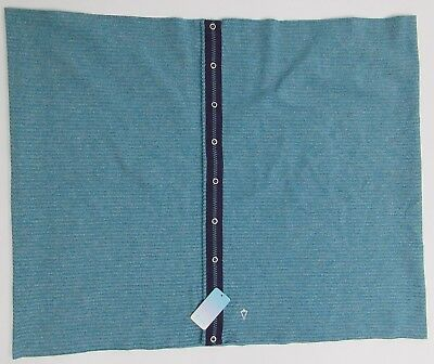 NWT IVIVVA by Lululemon Village Chill Scarf Purple Blue Stripe MCBT One Size