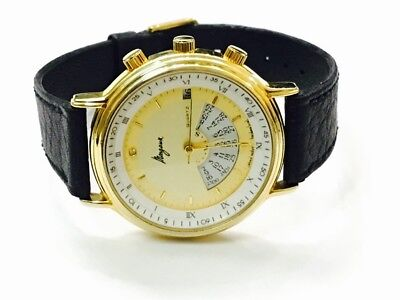 Vintage  Margaux Diamond Men's Quartz Wrist Watch  NEW OLD STOCK FROM THE 80s