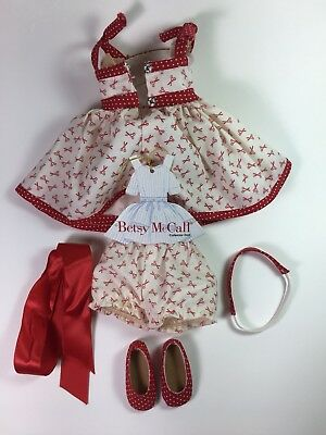 Betsy McCall Collectors Doll, Robert Tonner BET001 OUTFIT ONLY