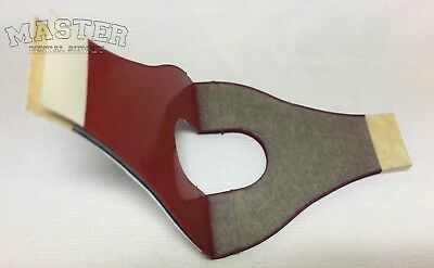HORSESHOE Dental Articulating Paper Strips Double Red Blue 72 Sheets Made USA