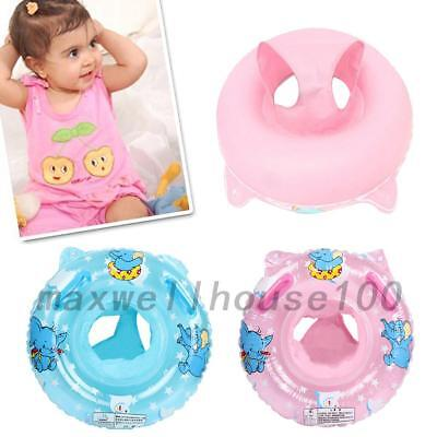 Baby Kids Swimming Inflatable Ring Safety Seat Float Raft Chair Pool Bathtub Toy