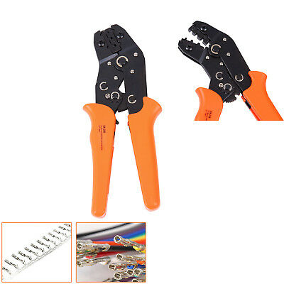 2.54mm 3.96mm SN-28B Pin Crimping Tool 28-18AWG Crimper For Dupont 0.1-1.0MM²