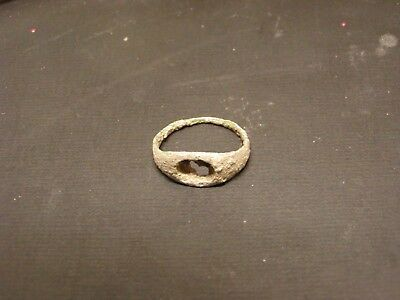 Ancient Roman Bronze Ring 100AD-300AD -Amazing Antique