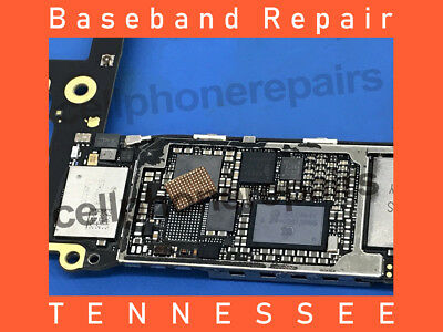 iPhone 5 5s 5c SE No Service itunes -1 Error Baseband Searching Repair