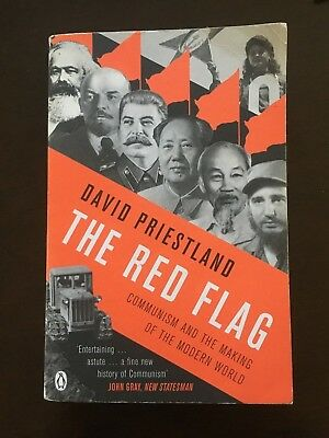 The Red Flag - Communism & the making of the modern world  - 978-0-140-29520-7