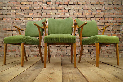 60er Vintage Chair Armchair Chair Club Lounge Padded Mid-Century 1/3