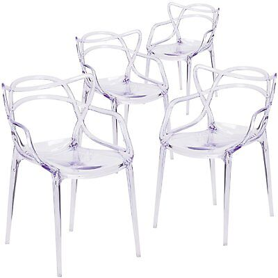 Aron Living Monte Chair Clear 750253533335