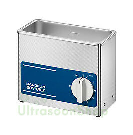 Sonorex Super RK 31 Ultrasonic Cleaner 0,9  - Bandelin (with accessories)
