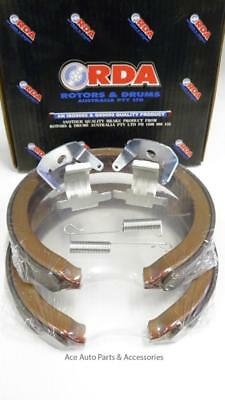 Hand Brake Shoes Holden Commodore VT VX VU VY VZ Statesman WH WK WL Left & Right