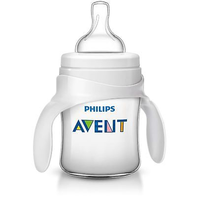 Philips Avent Classic+ Bottle to Cup Trainer Kit Sippy Spout 4 Months+ SCF625/02