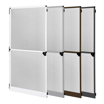 Mosquito Net Anti Insect Reppelent Door Screen Hinges Colours Fly 120x220cm