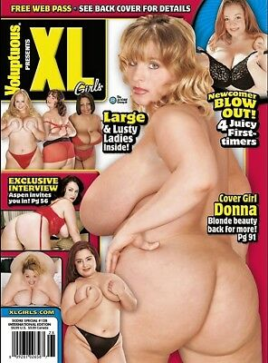 Voluptuous Xl Girls Pdf 3 Issues #095 #128 & Sept 2009 Score. Read Description.