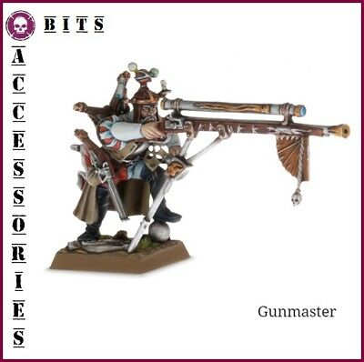 Bits Free Peoples Gunmaster Ironweld Arsenal Empire Warhammer Aos