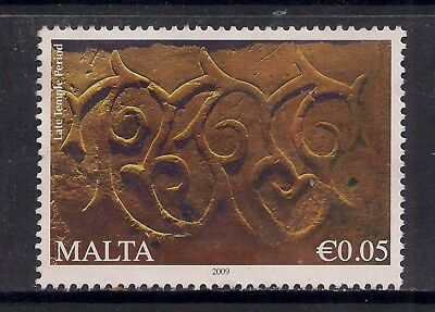 Malta 2009 QE2 .05cts History of Malta Definitives used stamp ( F725 )