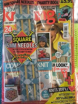 simply knitting magazine Issue 160