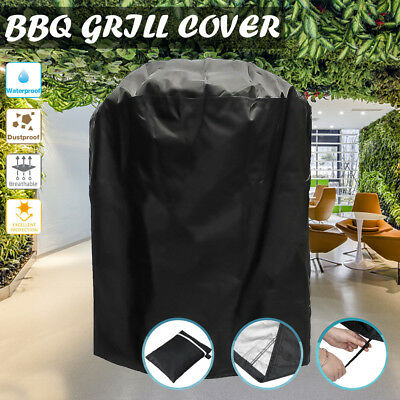 BBQ Grill Cover Burner Outdoor Patio Waterproof Gas Charcoal Barbecue Protector