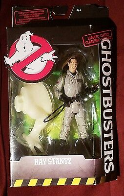 Ghostbusters Classics New 2016 Mattel Figure Ray Stantz exclusive Factory Sealed