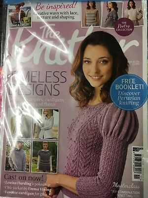 The Knitter Magazine Issue 111 Timeless Designs