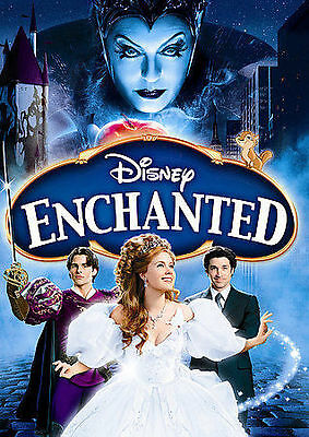 Enchanted (DVD, 2008, Full Screen) New, Factory Sealed