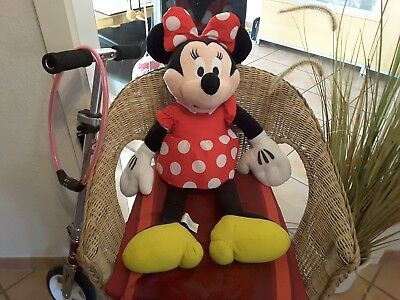 Disney Minni Mouse, Maus XL Grosse, ca. 70 cm