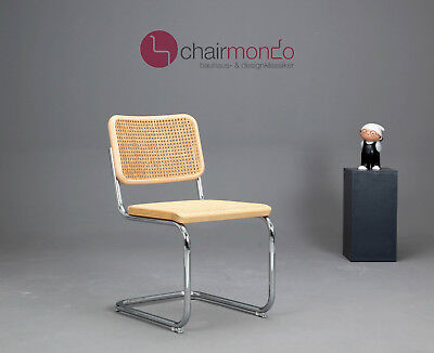 marcel breuer mart stam freischwinger b64 s64 cesca f r thonet i 1 von 6 eur 350 00. Black Bedroom Furniture Sets. Home Design Ideas