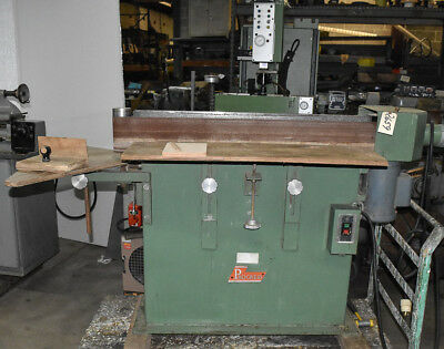 "Progress 6""x54"" Edge Sander (CTAM #2659)"