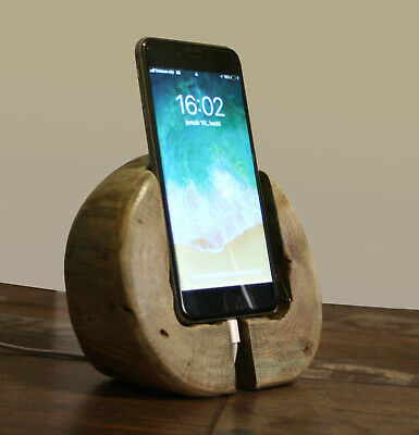 Handmade Wooden Stand for IPhone 6/Plus 7/Plus 8 IPhone X