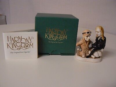 Harmony Kingdom LEATHER ANNIVERSARY RWCTLE Royal Watch Collectors Club NEW