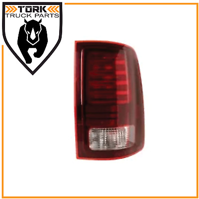 2013 2014 2015 2016 2017 2018 Ram LED Tail Lamp Pass Side Side Sport