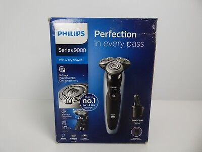 Philips Series 9000 Wet & Dry Electric Shaver [S9041/12]USED EXCELLENT CONDITION