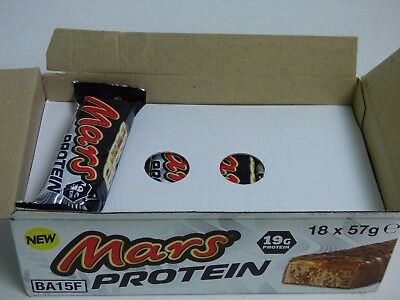 Mars Protein Bar (Pack of BOX OF 13 BARS)