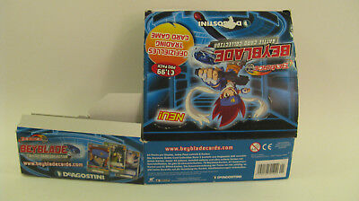 Panini - BEYBLADE - BATTLE CARD COLLECTION 2011 - Trading Cards Box -leer-