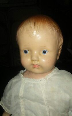 1900's Composition Baby Doll