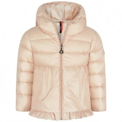 Moncler Baby girl 'Odile' Jacket Age 1-2 Authentic Used