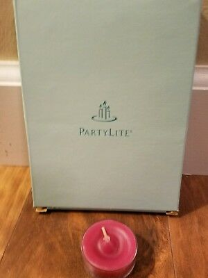 Partylite - 12 Tealights - Tuscan Vineyards - New in Box