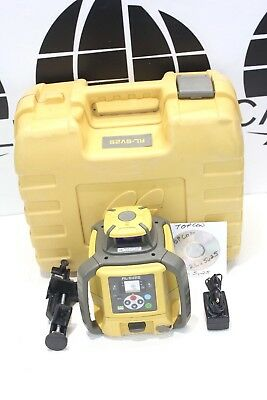 Topcon RL-SV2S Dual Slope Self-Leveling Rotary Laser Level (No remote)