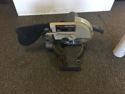"Sears/Craftsman 113.234630 10"" 2HP Miter Saw Local Pick Up Only"