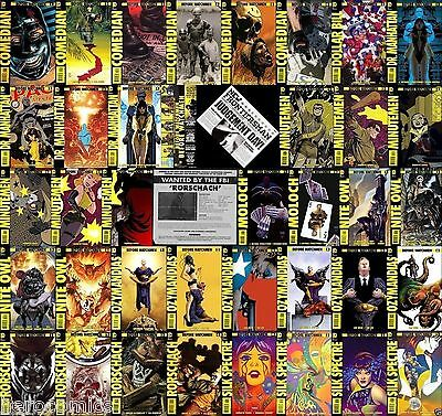 DC complete BEFORE WATCHMEN Megaset all 37 issues