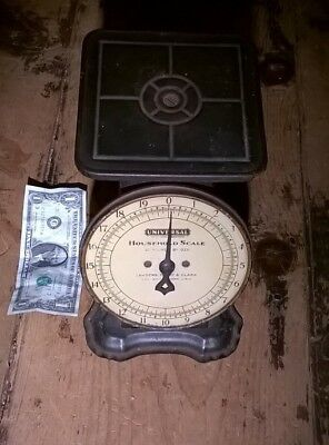Vtg landers frary & clark universal household scale new Britain Connecticut 20
